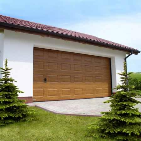 Bramy garażowe krispol cennik